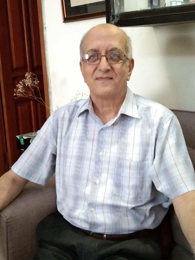 Syed Mussarat Hussain